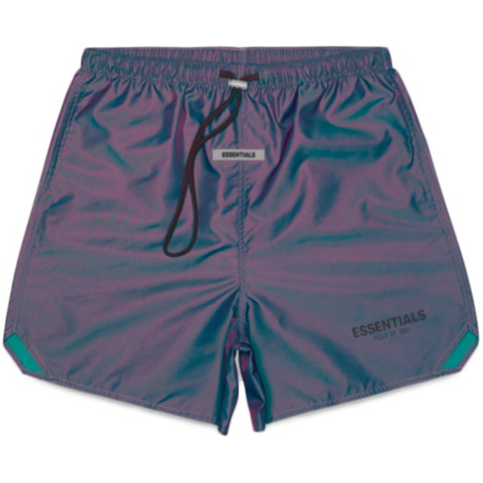 FOG ESSENTIALS Iridescent Volley Shorts