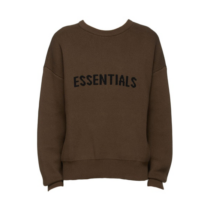 FOG ESSENTIALS Knit Sweater Rain Drum