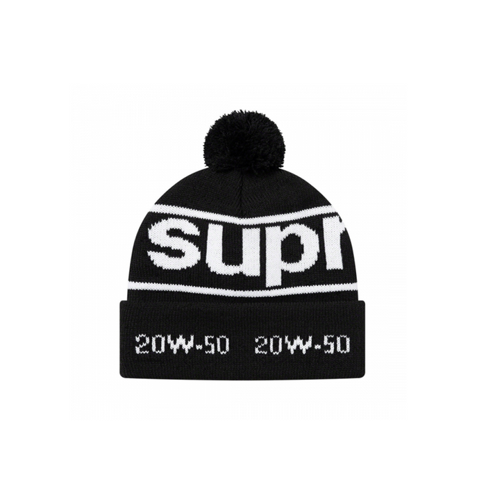 Supreme Garage Beanie Black
