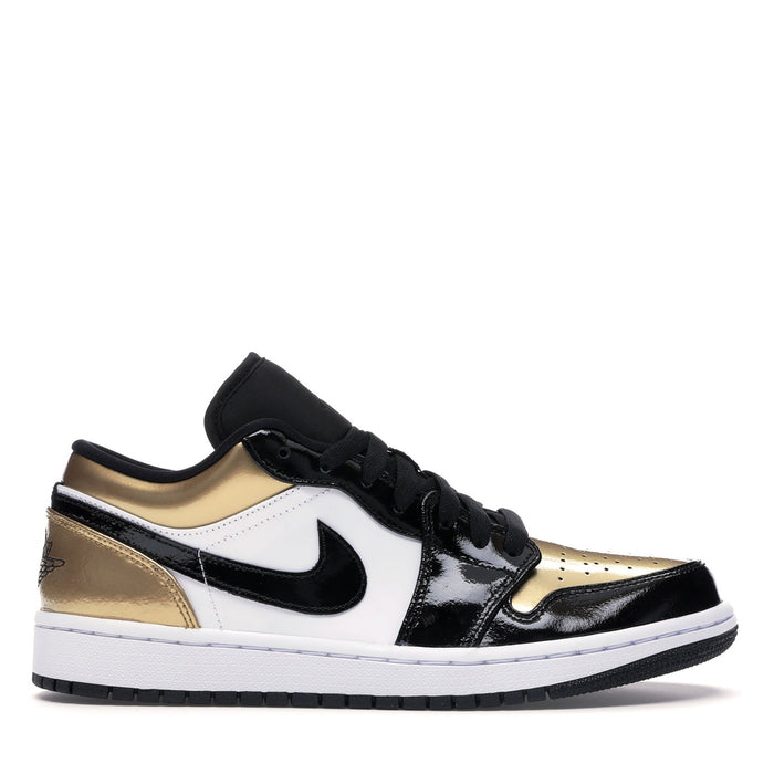Jordan 1 Low Gold Toe