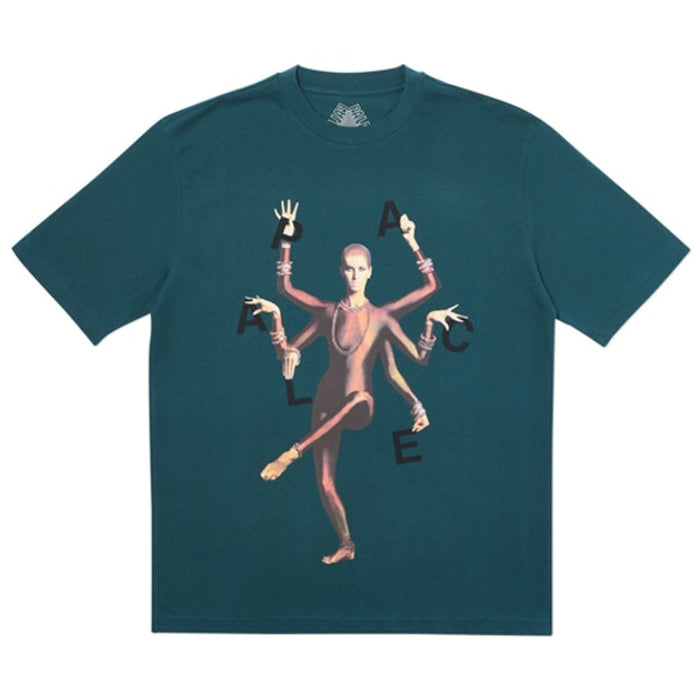 Palace Handy T-Shirt Dark Green