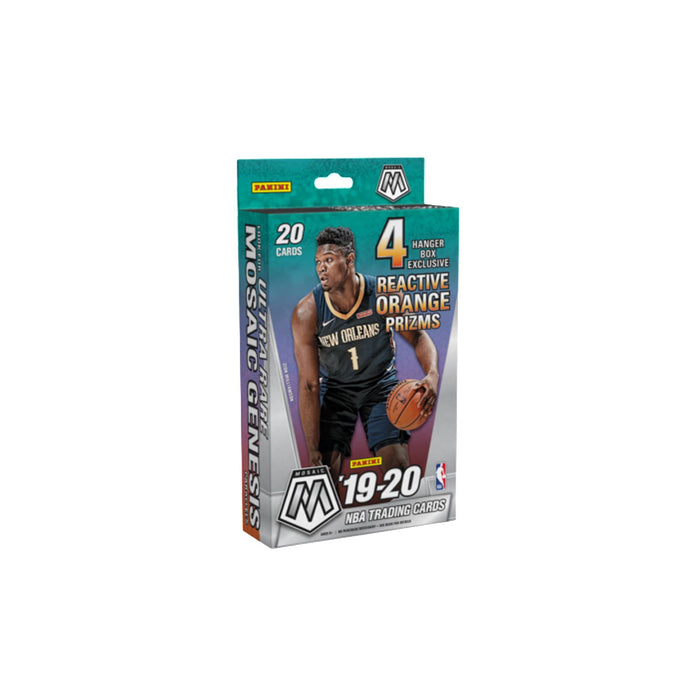 2019-20 Panini Mosaic Basketball Hanger Box