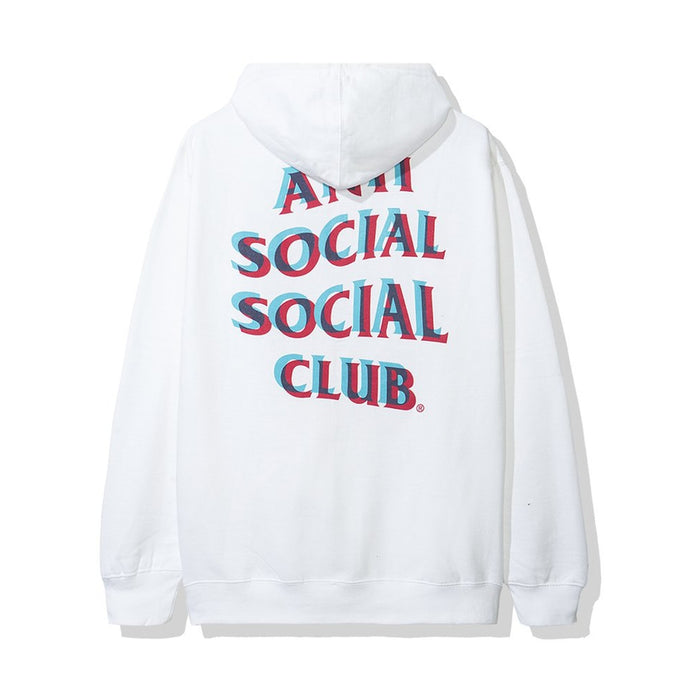 Anti Social Social Club I'm Good Hoodie White