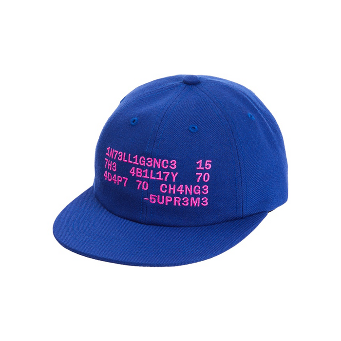 Supreme Intelligence 6-Panel Royal