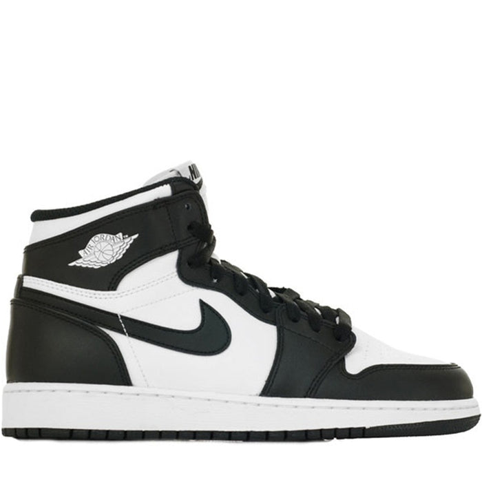 Jordan 1 Retro Black White (2014) (GS)