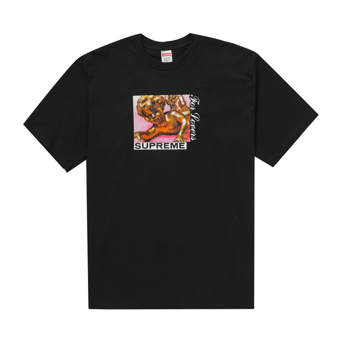 Supreme Lovers Tee Black