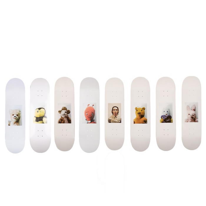Supreme Mike Kelly Ahhyouth! Skateboard Deck Multi Set (2018)