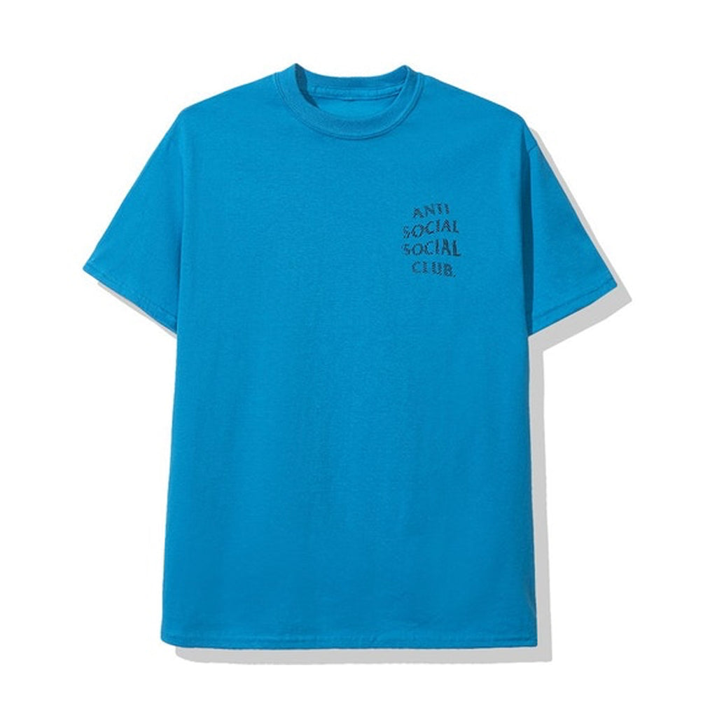 Anti Social Social Club Misprint Tee Blue