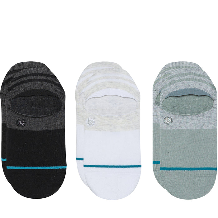 Stance Gamut No Show Socks (3 Pack)