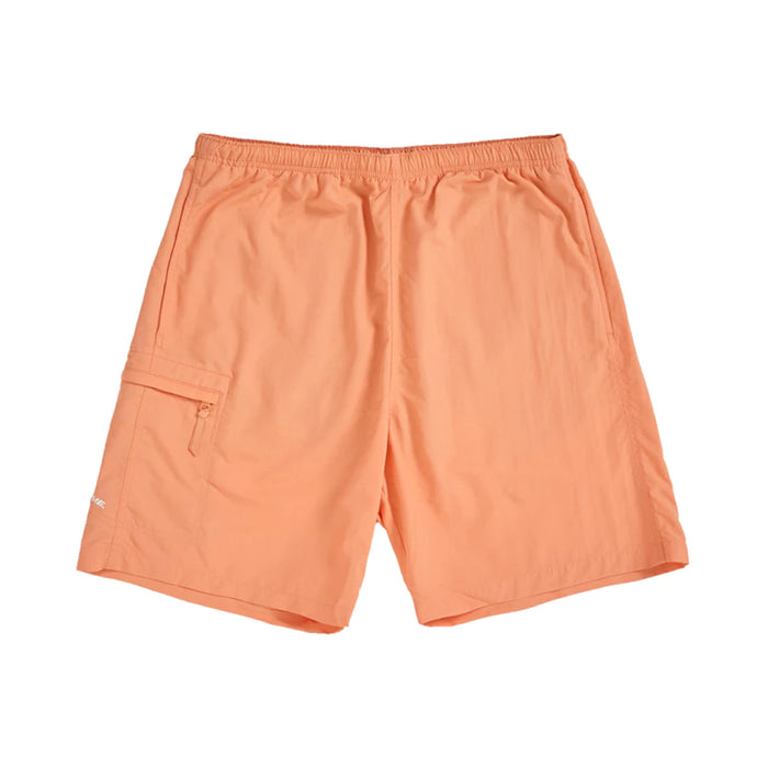 Supreme Nylon Trail Short Peach