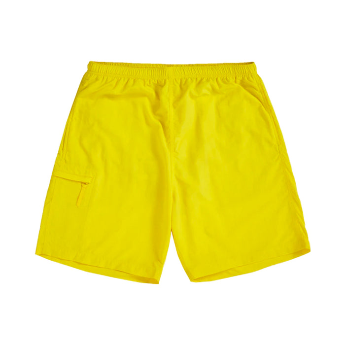 Supreme Nylon Trail Short Yellow