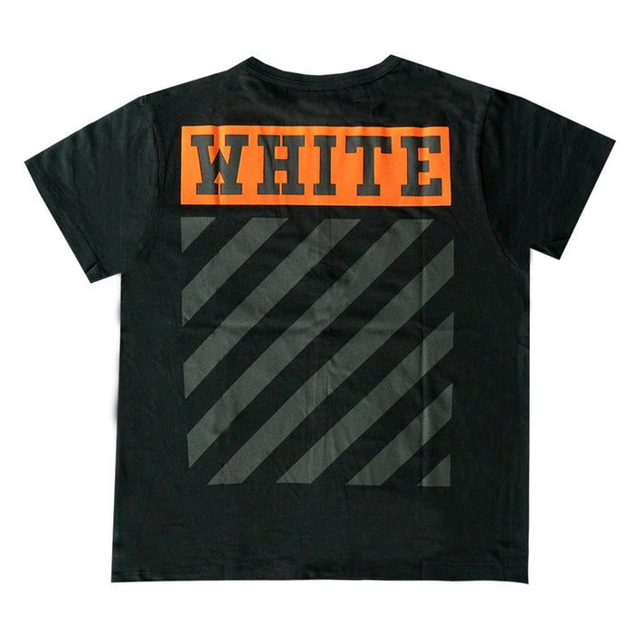Off-White Black Orange Box T-Shirt