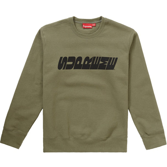 Supreme Breed Crewneck Light Olive