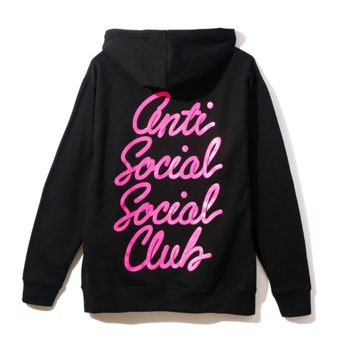 Anti Social Social Club Options Hoodie Black