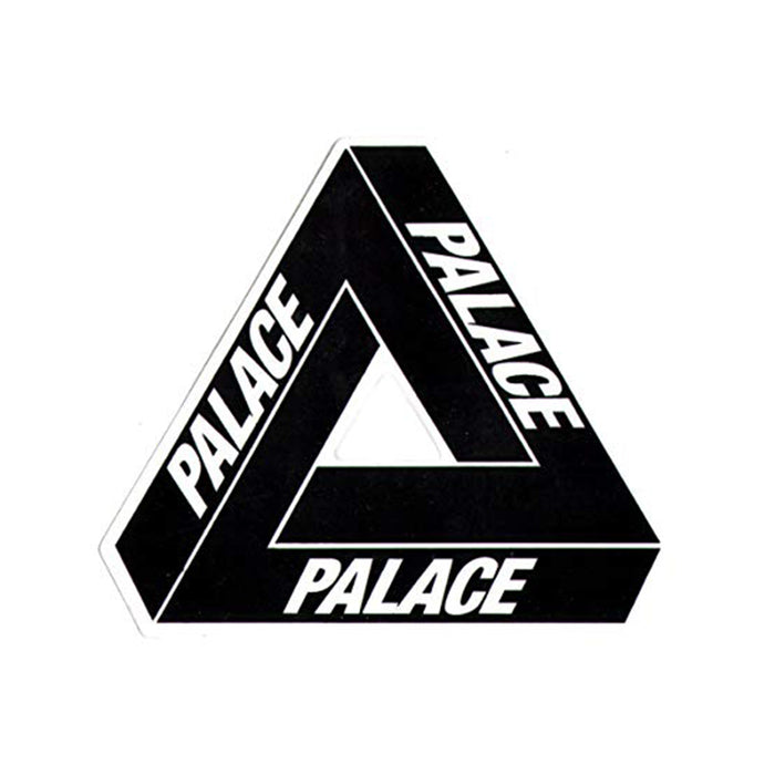 Palace Sticker Black