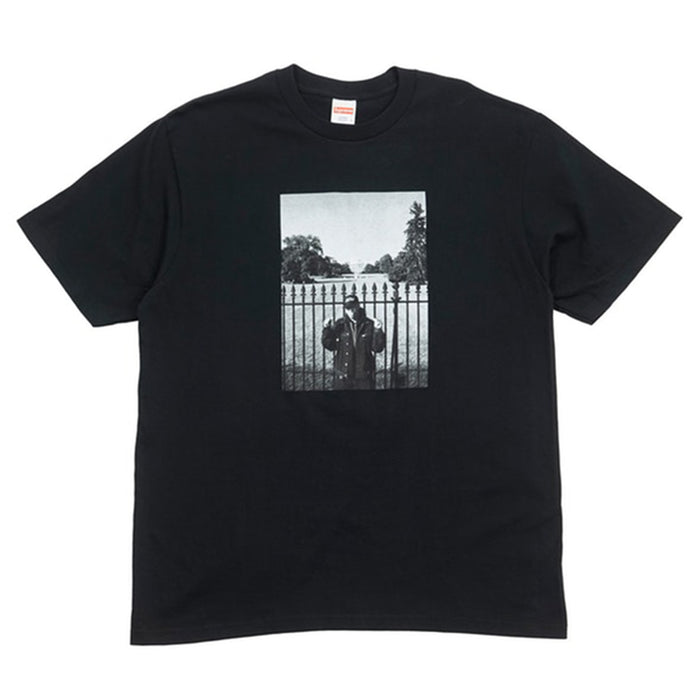 Supreme UNDERCOVER/Public Enemy White House Tee Black