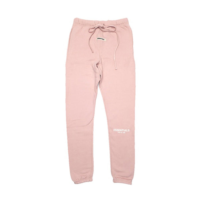 FOG ESSENTIALS Pink Sweatpants Blush