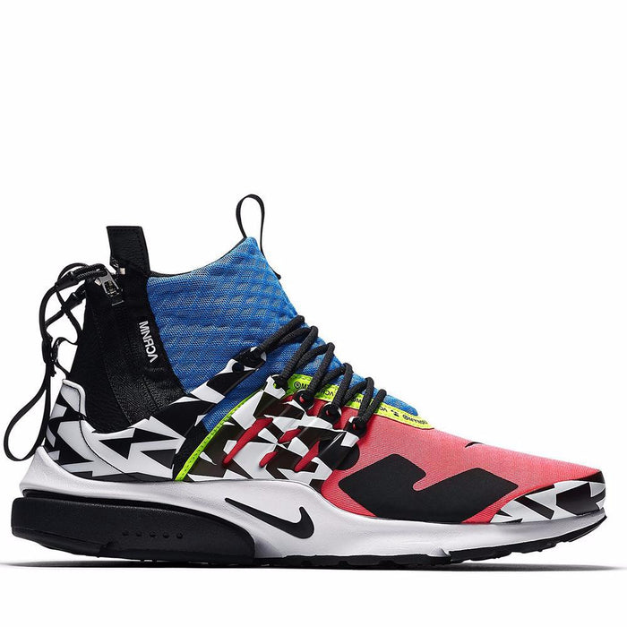 best website 063f8 d6d94 Nike Air Presto Mid Acronym Racer Pink