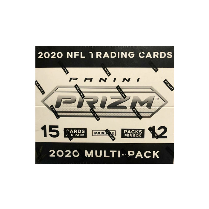 2020 Panini Prizm Football Sealed Cello Box