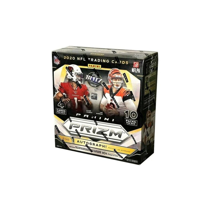 2020 Panini Prizm Football Mega Box