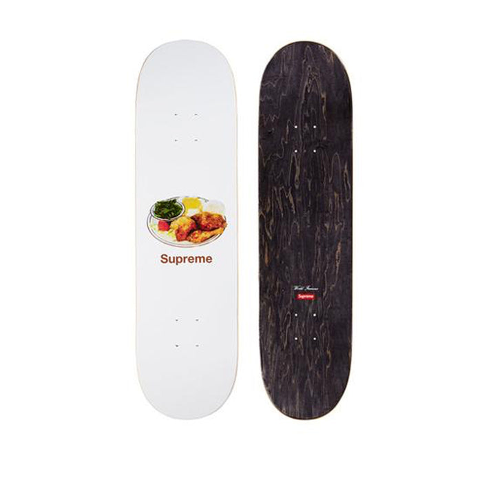 Supreme Chicken Dinner Deck White