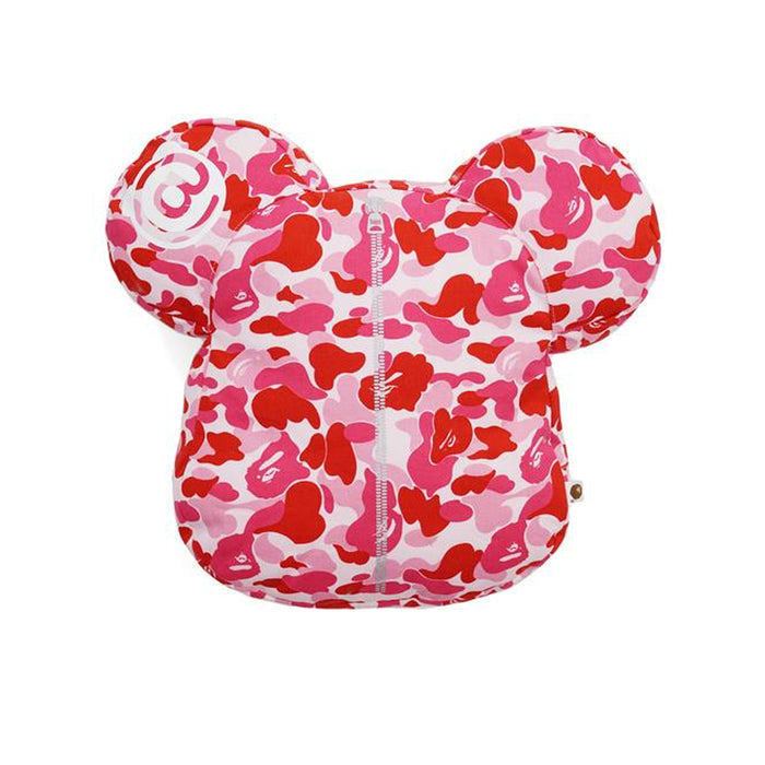Bape Medicom Abc Bear Cushion Pink