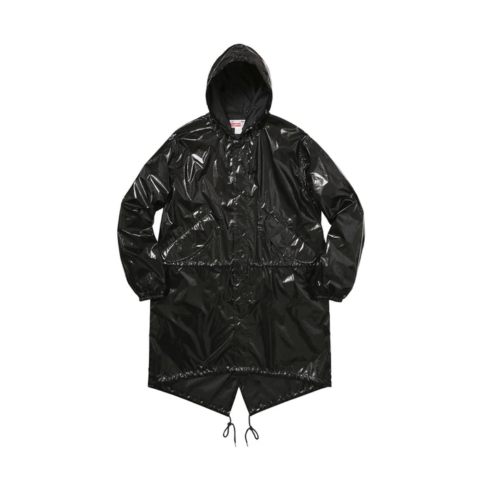 Supreme Comme Des Garcons SHIRT Fishtail Parka Black
