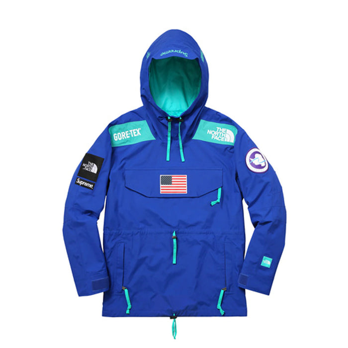 Supreme The North Face Trans Antarctica Expedition Pullover Jacket Royal