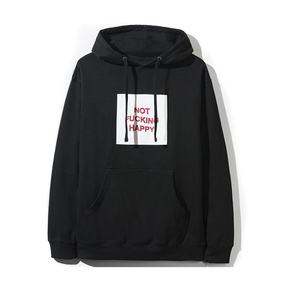 Anti Social Social Club NFH Hoodie Black