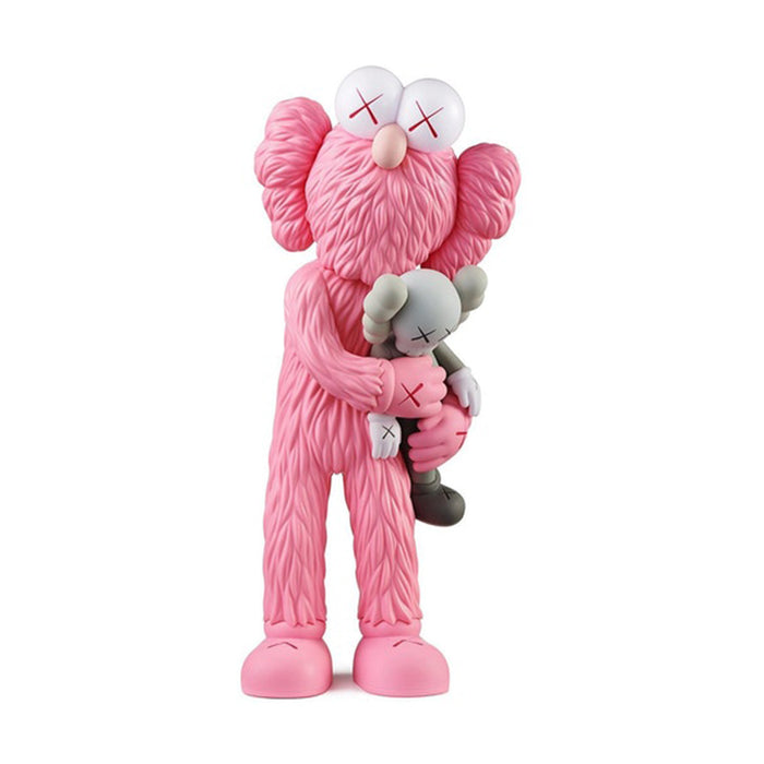 KAWS Take Figure Pink