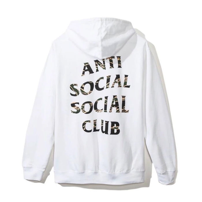 Anti Social Social Club Mirage Hoodie White