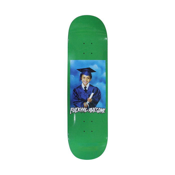 Fucking Awesome KB Class Photo Dipped Deck Green