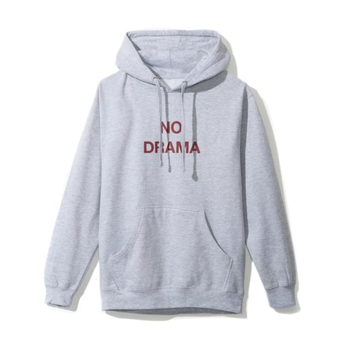 Anti Social Social Club Dramatic Hoodie Grey