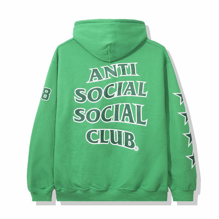 Anti Social Social Club Sport Hoodie Green