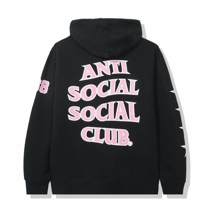 Anti Social Social Club Sport Hoodie Black