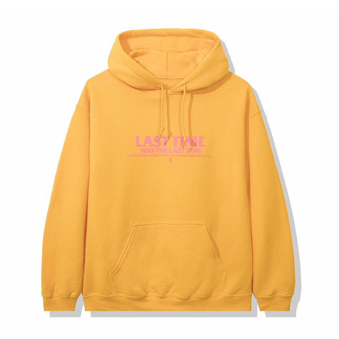 Anti Social Social Club The Grove Hoodie Yellow