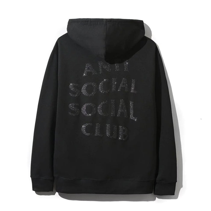 Anti Social Social Club Blinded Hoodie Black/Black