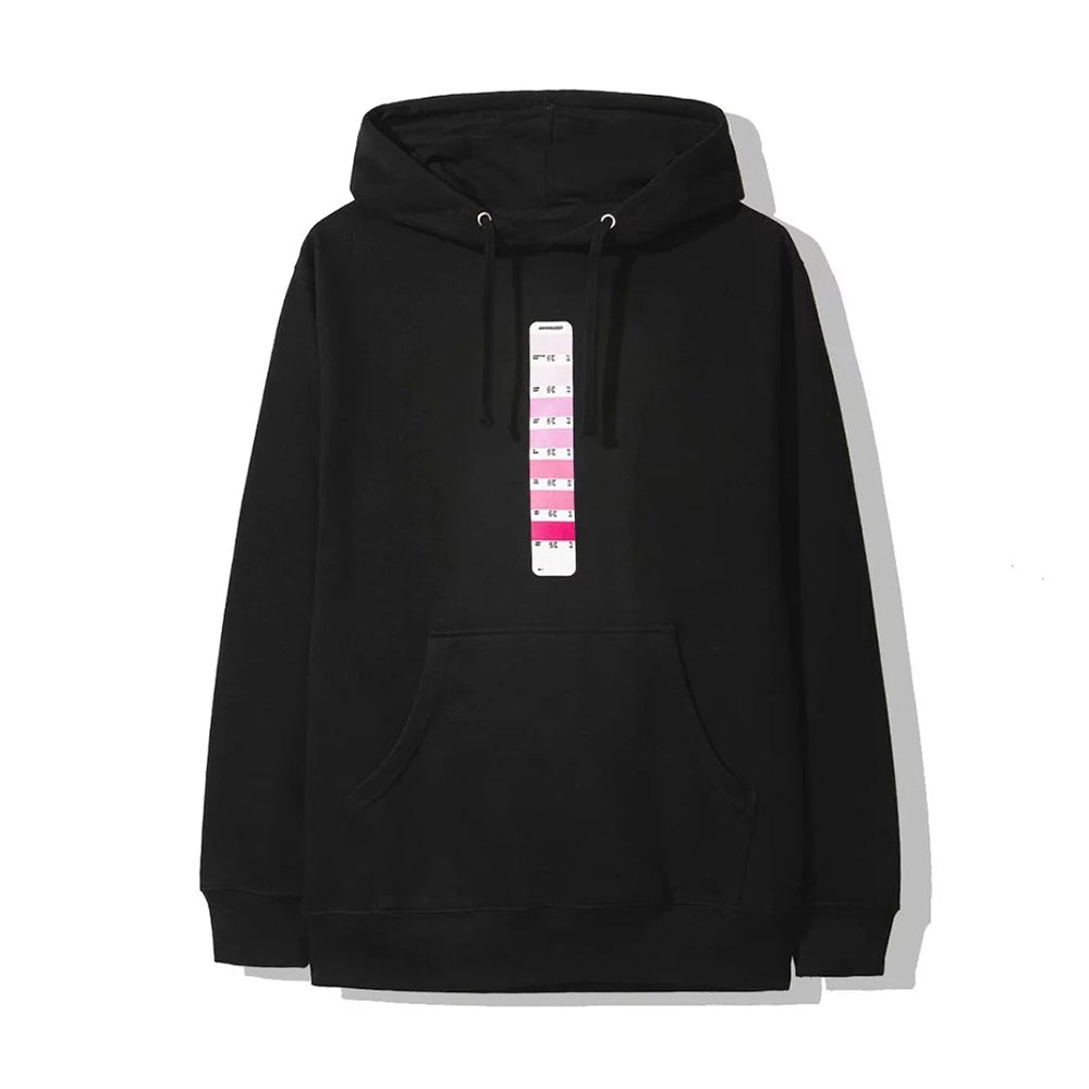 Anti Social Social Club Panty Hoodie Black