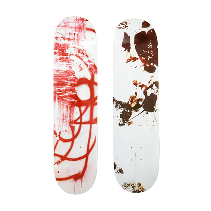 Supreme Christopher Wool Deck Set 2 of 3 (2008)