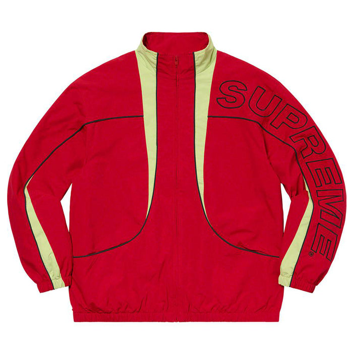 Supreme Piping Track Jacket (FW20) Red