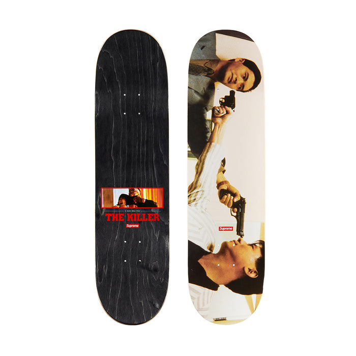 Supreme The Killer Skateboard Deck Multicolor