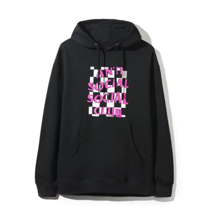 Anti Social Social Club Mall Grab Hoodie Black