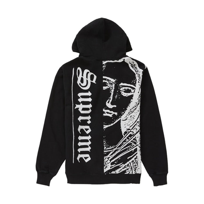 Supreme Mary Hooded Sweatshirt Black