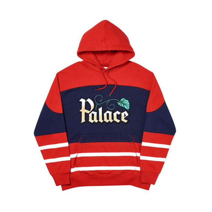 Palace Zero Zero Hood Red/Blue