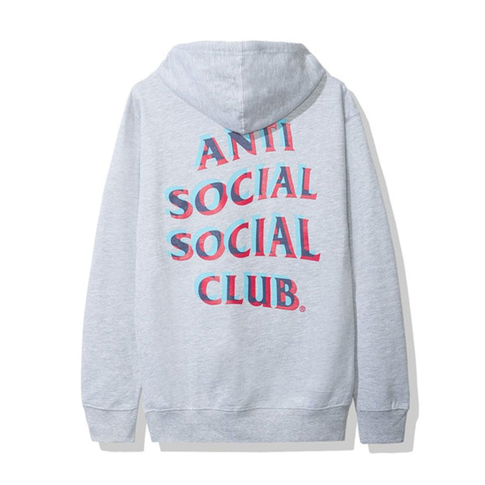 Anti Social Social Club I'm Good Hoodie Grey