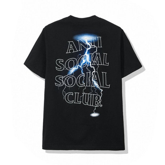 Anti Social Social Club Twister Tee Black