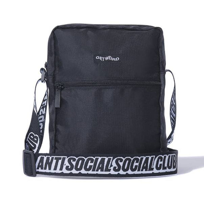 Anti Social Social Club Get Weird Shoulder Bag