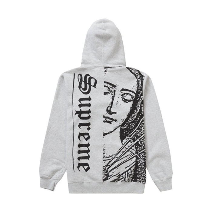 Supreme Mary Hooded Sweatshirt Ash Grey
