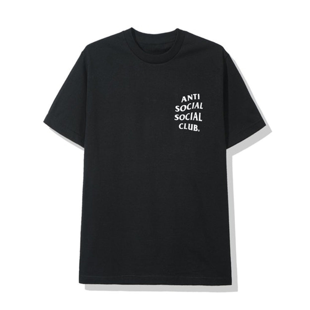 Anti Social Social Club Smells Bad Tee Black