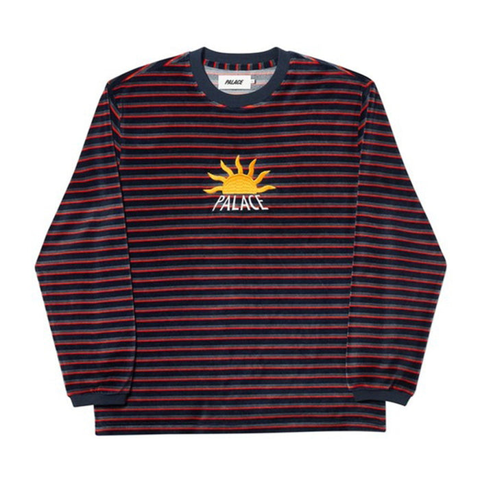 Palace Emotional Wave Longsleeve Black